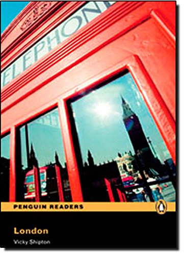 London Book/CD Pack (Penguin Longman Reader L2)