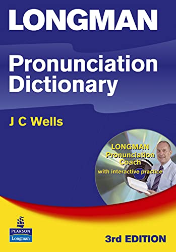 LONGMAN PRONUNCIATION DICTIONARY 3E
