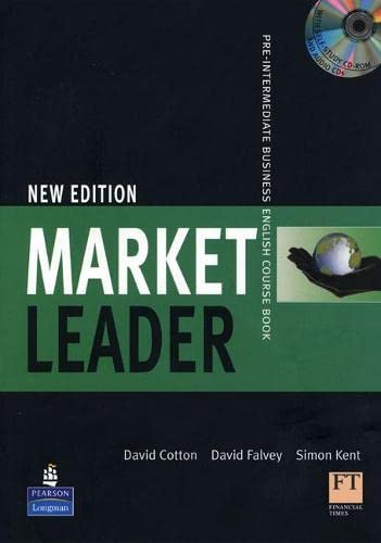 Market Leader. Pre-intermediate Business English