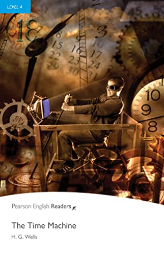 Time Machine (Penguin Longman Reader L4)