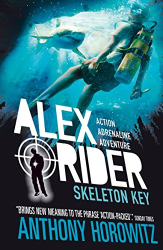 Scorpia Rising  Alex Rider     by Anthony Horowitz     Reviews     Eagle Strike