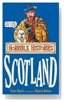 Horrible HIstories Scotland