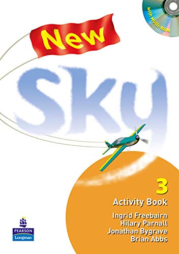 New Sky Activity Book and Students Multi-Rom 3 Pack