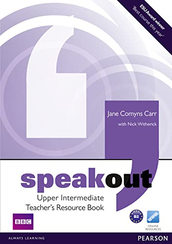 Speakout Upper Intermediate Teacher's Book