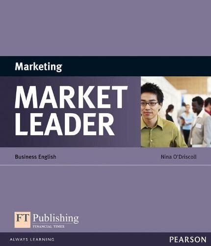 Market Leader - Marketing