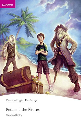 Pete and the Pirates Book/CD Pack (Penguin Reader)