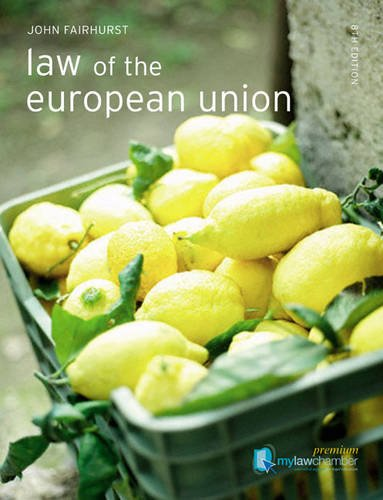 Law of the European Union (Foundation Studies in Law Series)