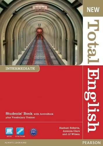 New Total English Intermediate Students' Book with Active Bo