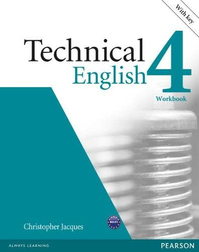 Technical English 4. Upper Intermediate Level (Technical English Upper Interm)