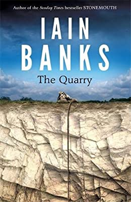 "Cover & Synopsis: ""The Quarry"" by Iain Banks"