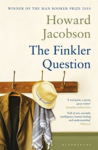 The Finkler Question- FIRST U.K. EDITION SIGNED BY AUTHOR