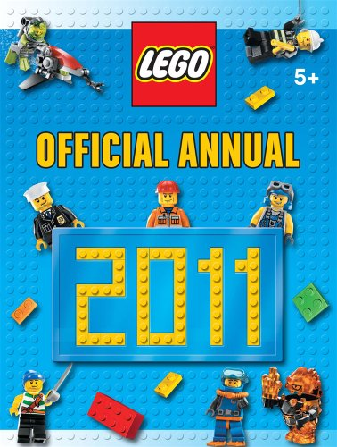 Lego: The Official Annual [With Legos]