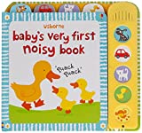 Baby's Very First Noisy Book (Babys Very First Books)
