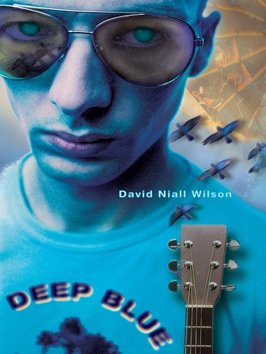 Deep Blue by David Niall Wilson