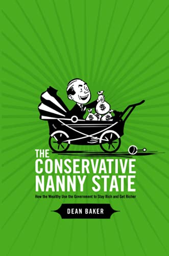 The Conservative Nanny State Book Cover Picture