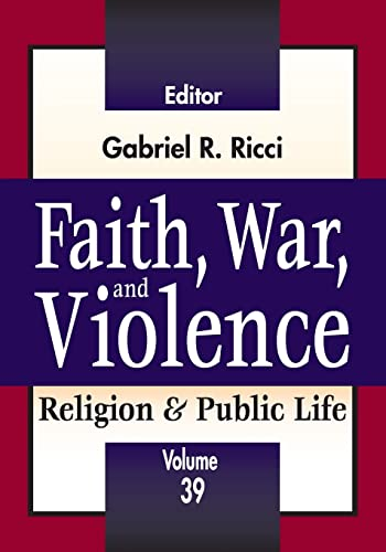 Faith War Violence