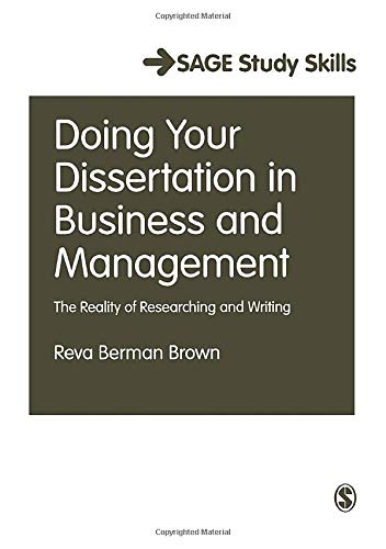 Dissertation titles business studies
