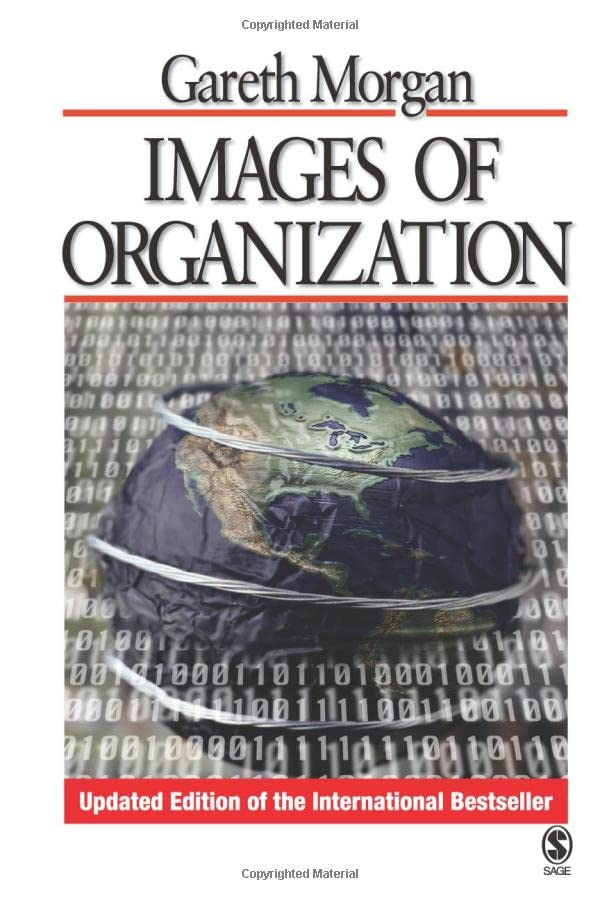Images of Organization, Morgan, Gareth