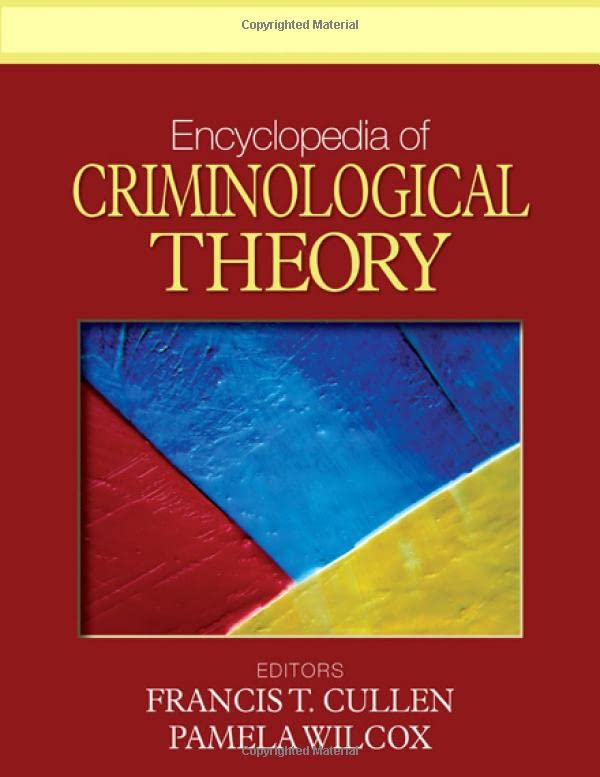 criminology and francis t cullen essay Essays - largest database of quality sample essays and research papers on classical and positivist criminology  criminology and francis t cullen.