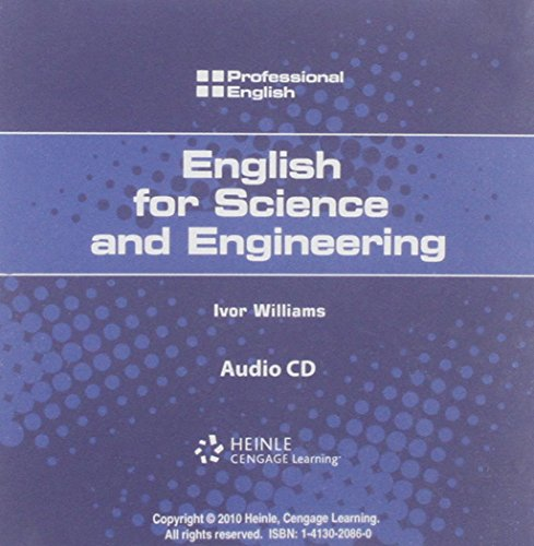 Professional English: Science and Engineering Audio CD