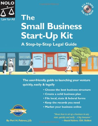 Small Business Start-Up Kit cover image