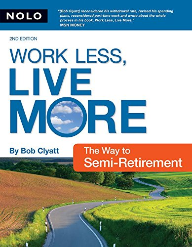 Work Less, Live More Book Cover Picture