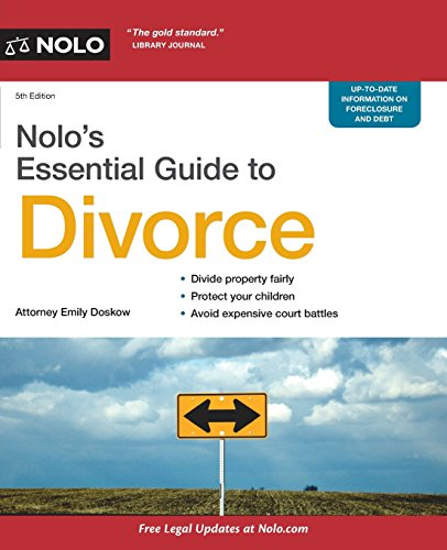 Nolos Essential Guide To Divorce By Emily Doskow