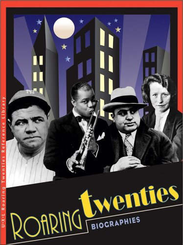 """1920s the roaring decade Have you ever heard the phrase """"the roaring twenties"""" also known as the jazz age , the decade of the 1920s featured economic prosperity and carefree living for many the decade began with a roar and ended with a crash."""