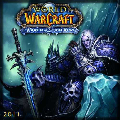 World of WarCraft 2011 Mini Wall Calendar (Calendar)