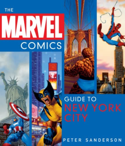 The Marvel Comics Guide To New York City Cover