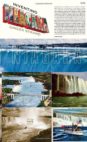 Inventing Niagara: Beauty, Power, and Lies, Strand, Ginger