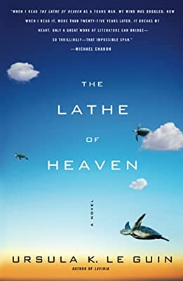 BOOK REVIEW: The Lathe of Heaven by Ursula K. LeGuin