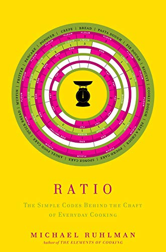 205. Ratio: The Simple Codes Behind the Craft of Everyday Cooking