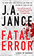 Fatal Error by J A Jance