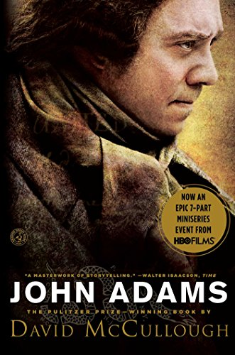 John Adams, by McCullough, David
