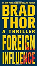 Foreign Influence by Brad Thor