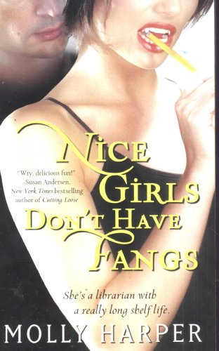 Nice Girls Don't Have Fangs (Jane Jameson, Book 1)