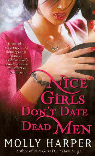 Nice Girls Don't Date Dead Men (Jane Jameson, Book 2)