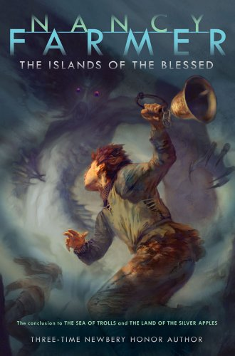 The Islands of the Blessed (Sea of Trolls, Book 3), Farmer, Nancy