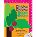 Chicka Chicka Boom Boom: Book & CD
