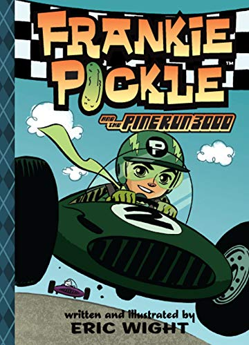 Frankie Pickle and the Pine Run 3000 cover