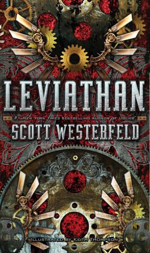 Leviathan (The Leviathan Trilogy), Westerfeld, Scott