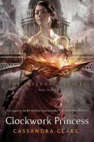 Buy This Book: Clockwork Princess (The Infernal..., New or Used. Available Online for Kindle or Nook Download