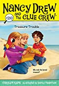 Treasure Trouble by Carolyn Keene