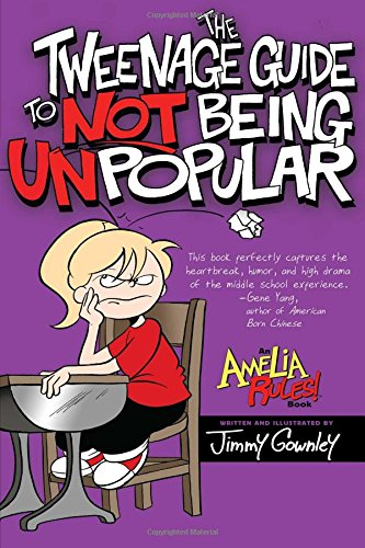 Amelia Rules! The Tweenage Guide to Not Being Unpopular cover