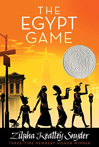 [The Egypt Game]