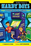 Trouble at the Arcade by Franklin W. Dixon