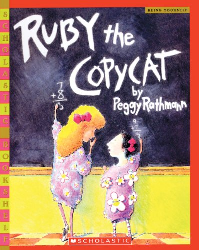 Ruby The Copycat (Turtleback School & Library Binding Edition) (Scholastic Bookshelf (Pb))