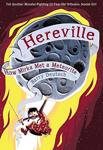 Hereville: How Mirka Met a Meteorite cover