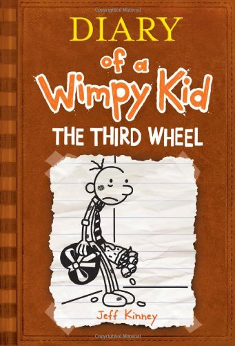 The Third Wheel (Diary of a Wimpy Kid, Book 7), Kinney, Jeff